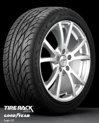 Goodyear On Tire Rack