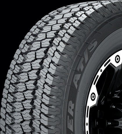 Goodyear On Tire Rack