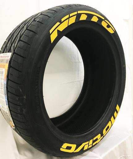 Motivo All Season Ultra High Performance Tire Nitto Tire