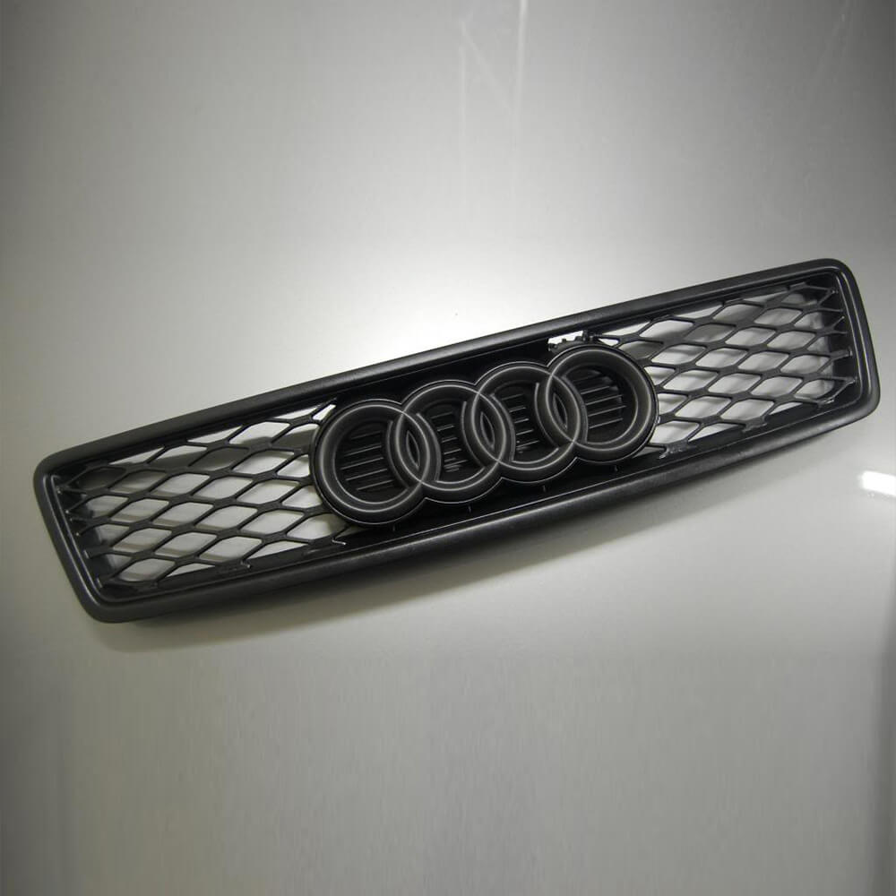 Audi C5 A6 / C5 allroad mesh grill panels - Tire Wear Co