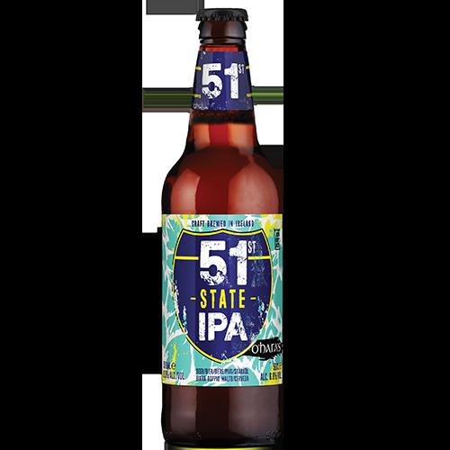 O'Hara's - 51st State IPA