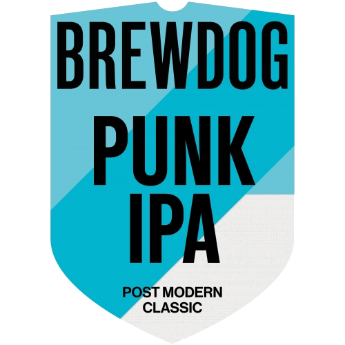 1/2 Brewdog Punk IPA