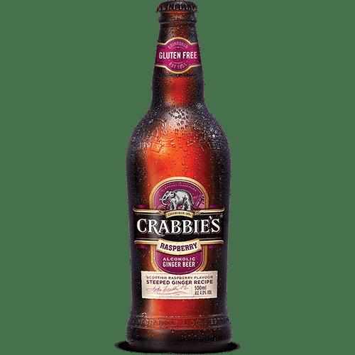 Crabbies - Raspberry