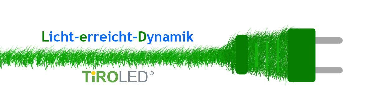 Licht-erreicht-Dynamik