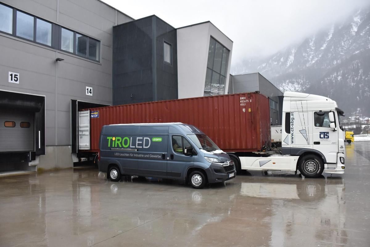 Neuer Container ist angekommen!