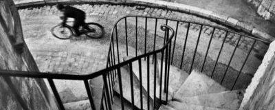 El gran maestro fotógrafo Henri Cartier-Bresson