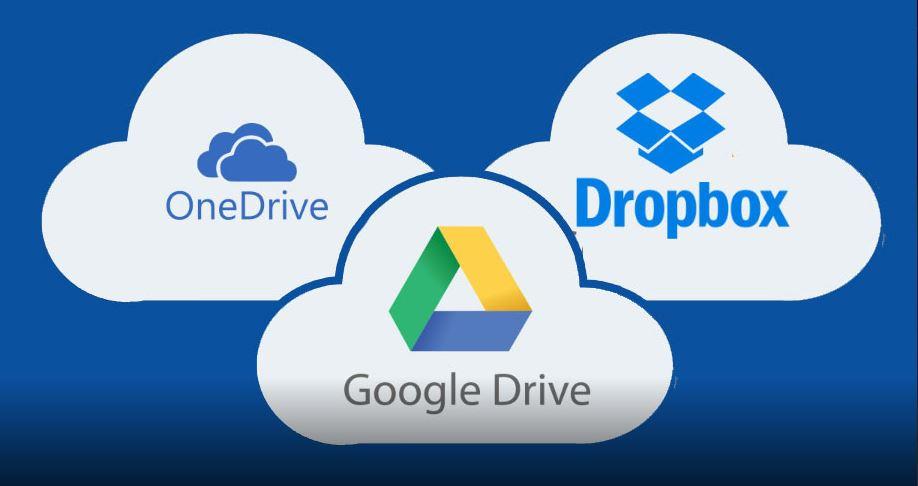 Google Onedrive