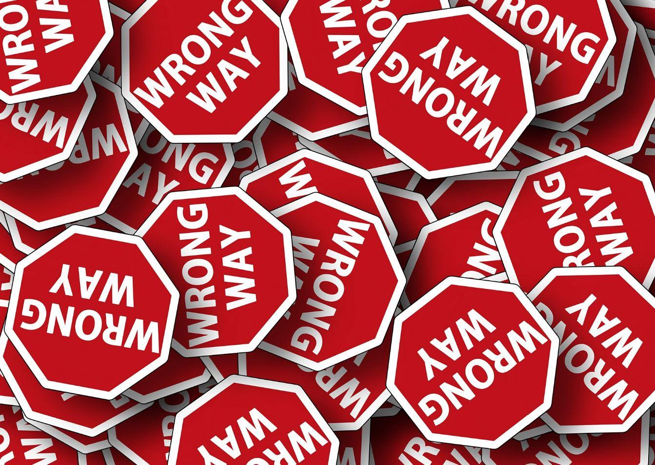 Las pantallas de error de WhatsApp, Instagram, Google y otras