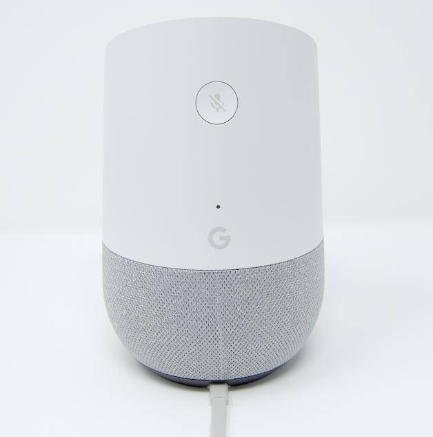 Prueba de Google Home
