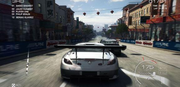 Juegos gratis para descargar: Grid Autosport