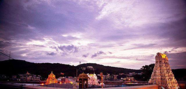 Evening Tirumala
