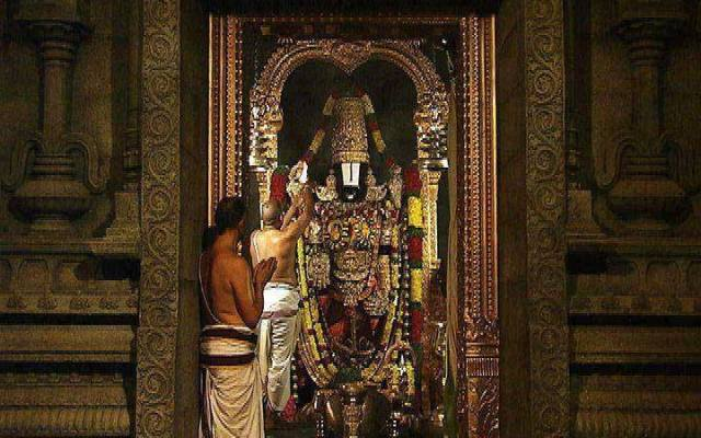 Daily Seva To Lord Sri Venkateswara