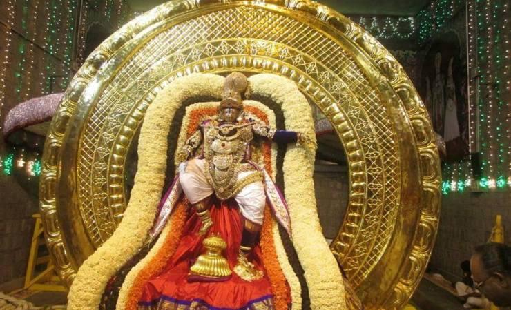 Chandra-Prabha-Vahanam