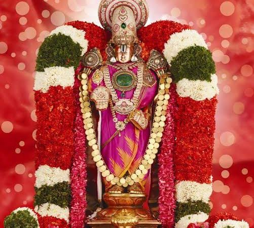 Lord Sri Venkateswara Balaji