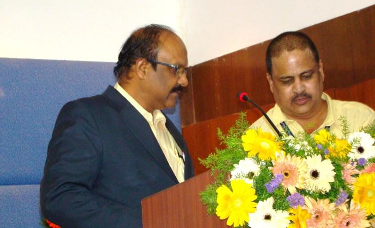 Narrenaditya Komaragiri With Sriram Sir