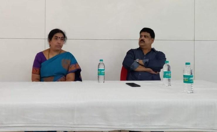 Padma Vijaya And Me