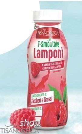 t-smoothie gusto lamponi