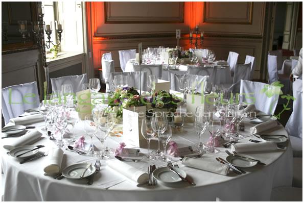 Dekoration Hochzeit Tisch