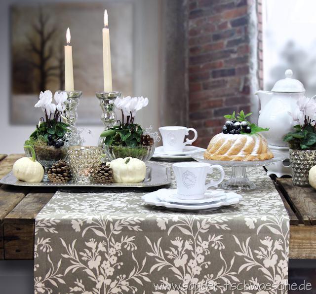 Tischdeko  TischDecken