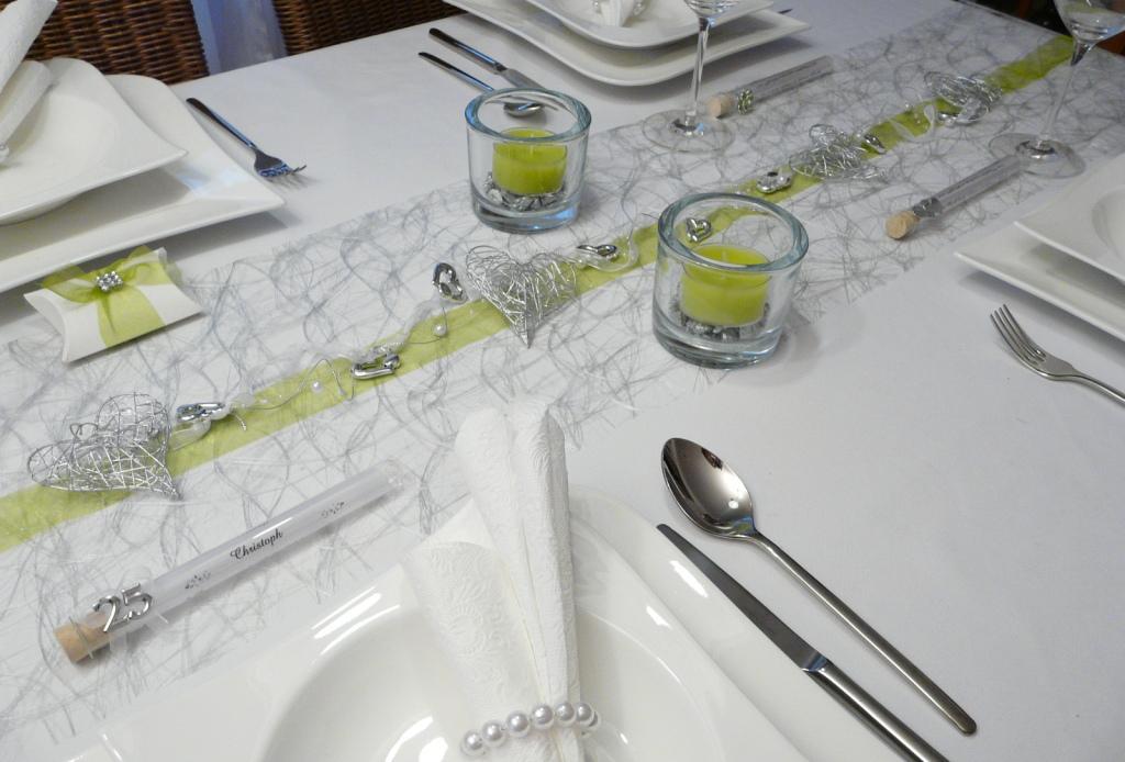 tischdeko silberhochzeit blumen nxsone45. Black Bedroom Furniture Sets. Home Design Ideas