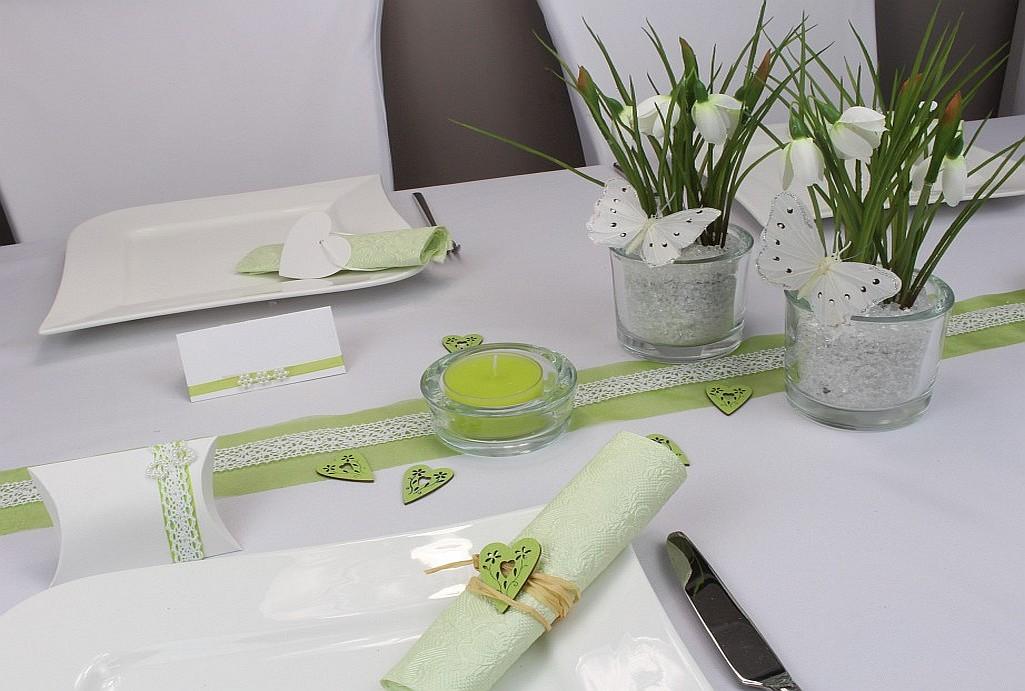 Mustertische Frhling Frhlingsdeko und Tischdekoration