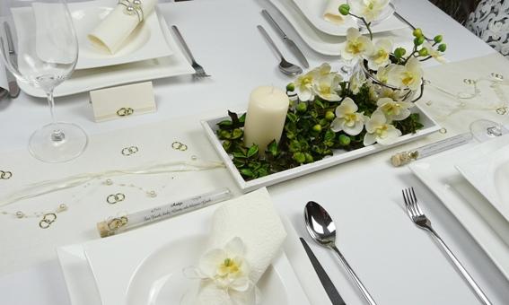 Tischdekoration Hochzeitsdekoration Gastgeschenke