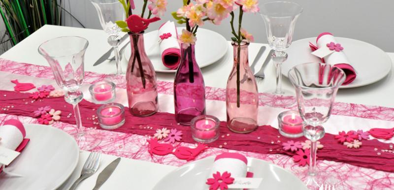 Tischdeko zum 18 Geburtstag  Tischdeko Magazin
