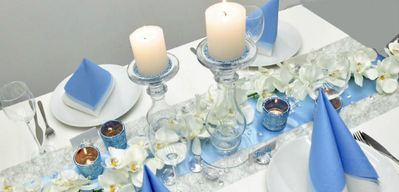 Tischdeko zum 60 Geburtstag  Tischdeko Magazin