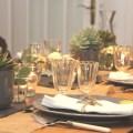 Schwaebisch Essen Tischdekoration