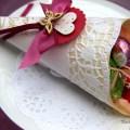 Osterfruehstueck Gastgeschenk Lindt