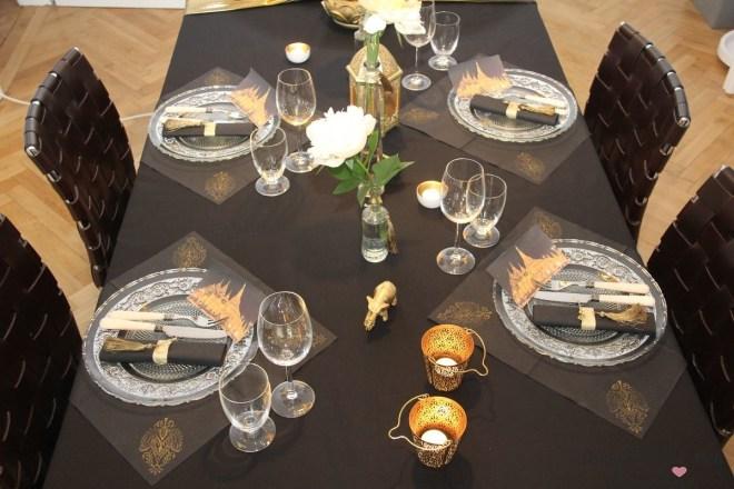 Tischdekoration_Myanmar