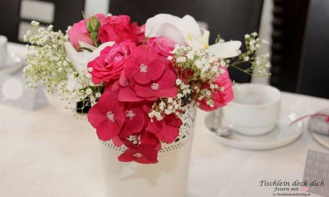 Standesamtliche Hochzeit Blumenschmuck