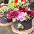 Blumentoertchen DIY