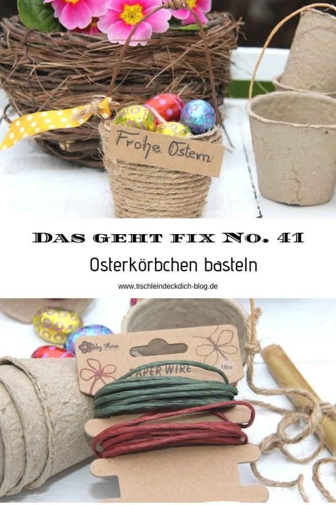 Osterkoerbchen-basteln