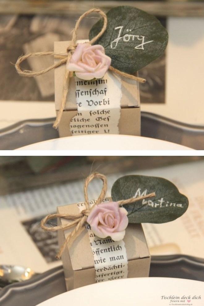 nachhaltige Gastgeschenke zur Hochzeit