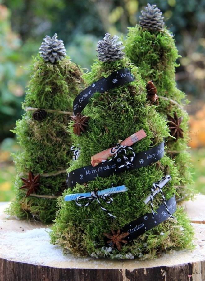 Geldschein-Tannenbaum