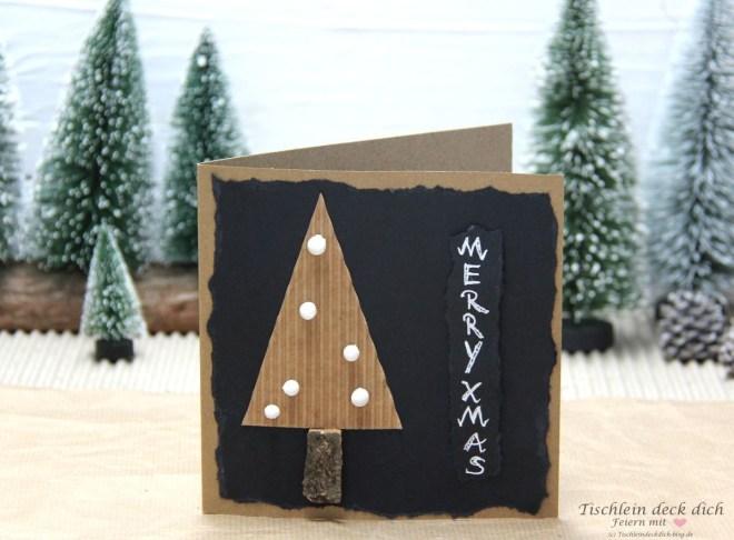 Weihnachtspost DIY