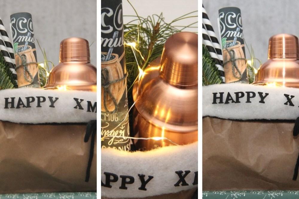 XMAS Geschenkverpackung