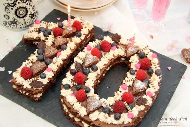 Tischlein deck dich Blog Geburtstag