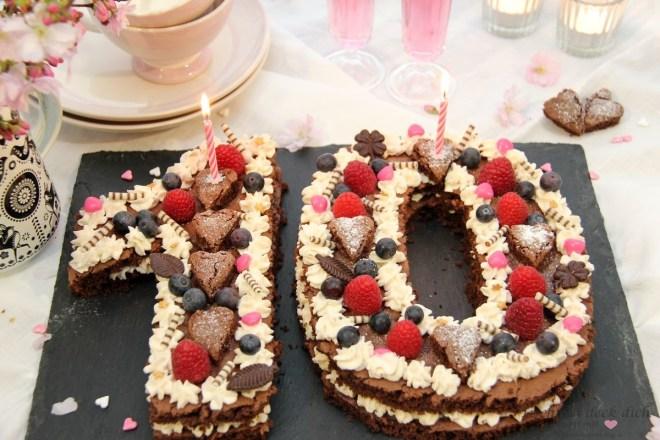 Ideen für den Geburtstagskuchen