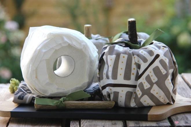 Toiletpaper Pumpkins