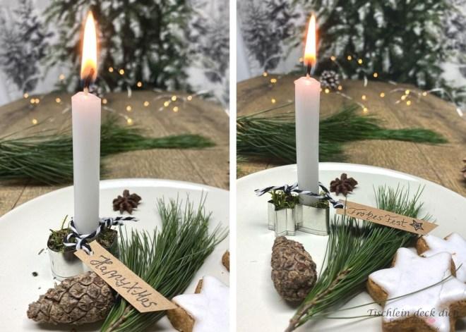 Ausstechformen DIY für Weihnachten