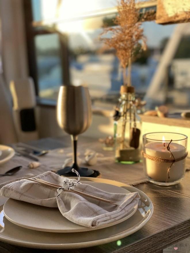 maritimes Urlaubsfeeling im Wohnmobil
