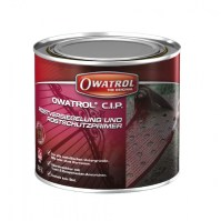 Owatrol CIP Jetzt wirds bunt Metall mit CIP als Primer