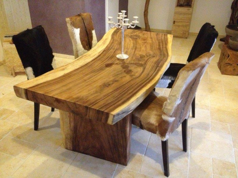 Massivholztisch Soar 200 x 90 cm  Der Tischonkel