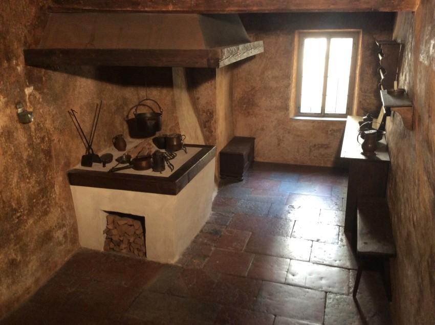 La cucina della casa di Mozart  Tis Magazine