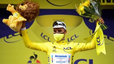 Tour de France Etape 1 Julian Alaphilippe Tour de Lombardie