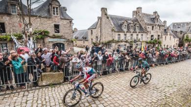 Cyclisme : Franck Bonnamour rêve d'être élu super-combatif du Tour 2021