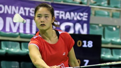 Badminton : Elimination de Qi Xuefei à Tokyo