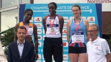 Margot Gouritin médaillée de bronze aux Championnats de France Espoirs